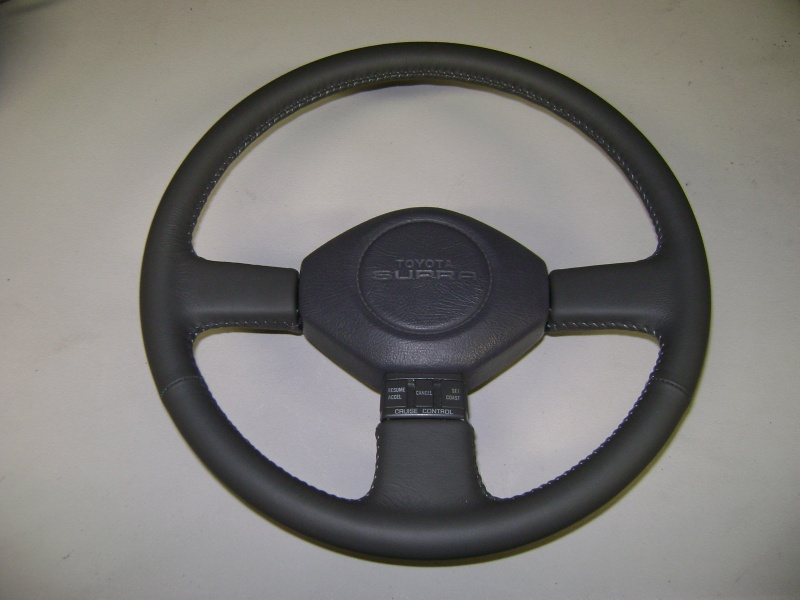 Dallas Custom Steering Wheel