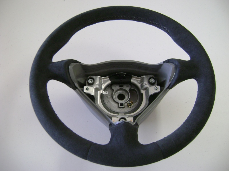 Dallas Custom Steering Wheel